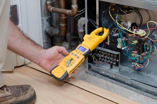 HVAC heating service